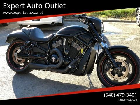 2008 Harley-Davidson VRSCDX for sale in Fredericksburg, VA