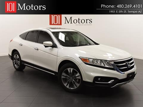 2013 Honda Crosstour for sale in Tempe, AZ