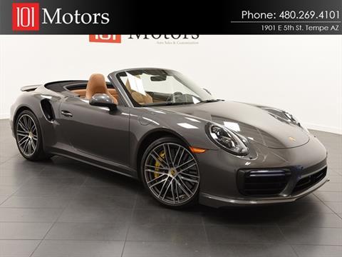 2017 Porsche 911 for sale in Tempe, AZ