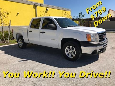 2012 GMC Sierra 1500 for sale in Miami, FL