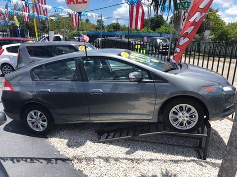 2010 Honda Insight for sale in Miami, FL