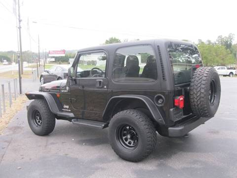 2005 Jeep Wrangler for sale in Hickory, NC