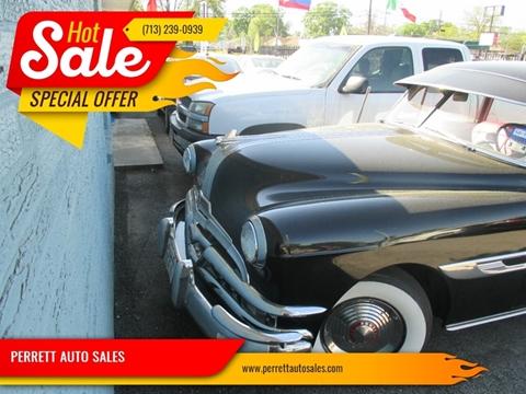 1952 Pontiac Chieftain for sale in Houston, TX