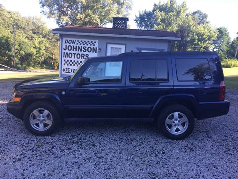 2006 Jeep Commander for sale in Lisbon, OH