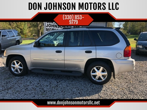 2007 GMC Envoy for sale in Lisbon, OH