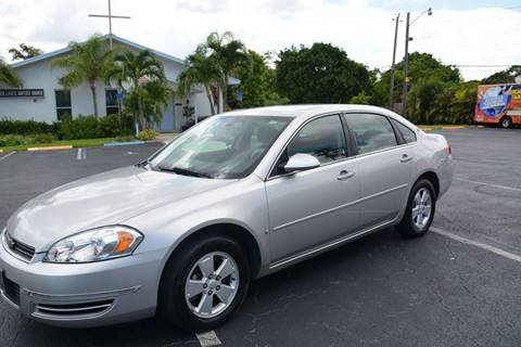 2006 Chevrolet Impala for sale at POWERLINE AUTO CENTER in Fort Lauderdale FL