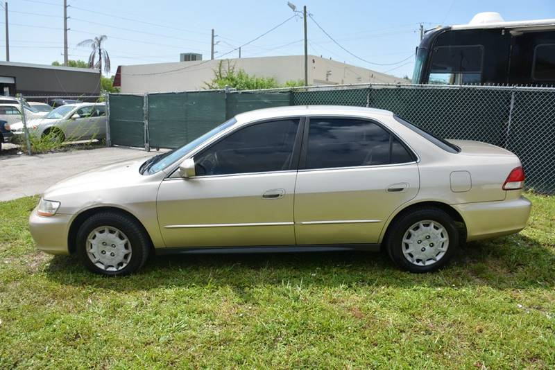 2002 Honda Accord for sale at POWERLINE AUTO CENTER in Fort Lauderdale FL