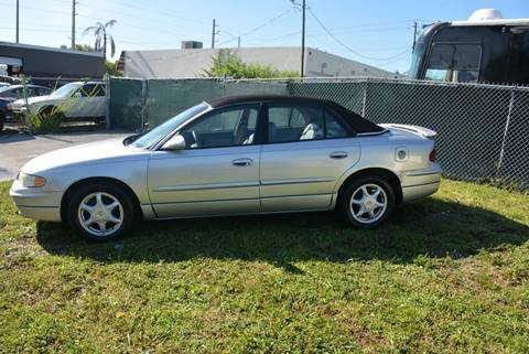 2004 Buick Regal for sale at POWERLINE AUTO CENTER in Fort Lauderdale FL