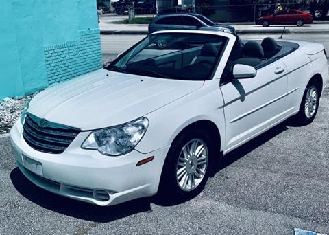 2008 Chrysler Sebring for sale in Fort Lauderdale, FL