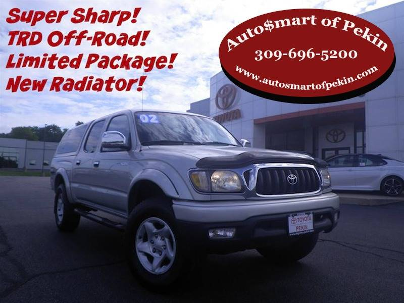 2002 Toyota Tacoma For Sale At Auto Smart Of Pekin In Pekin IL