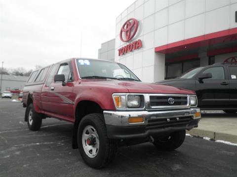 1994 Toyota Pickup For Sale Carsforsale Com