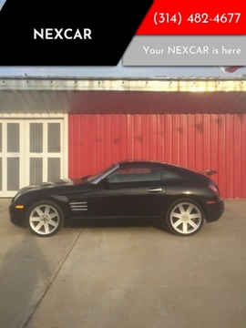 2006 Chrysler Crossfire for sale in West Alton, MO