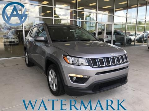 2018 Jeep Compass for sale in Madisonville, KY