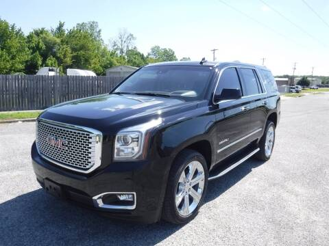 2017 GMC Yukon for sale at Memphis Truck Exchange in Memphis TN