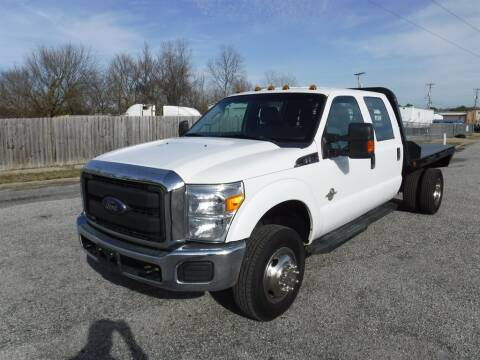 2015 Ford F-350 Super Duty XL for sale at Memphis Truck Exchange in Memphis TN