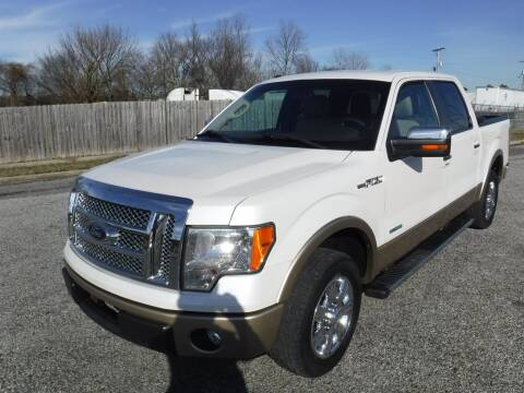 2012 Ford F-150 for sale at Memphis Truck Exchange in Memphis TN