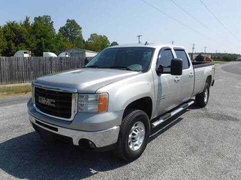 2008 GMC Sierra 2500 for sale at Memphis Truck Exchange in Memphis TN