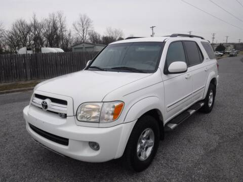 2005 Toyota Sequoia SR5 for sale at Memphis Truck Exchange in Memphis TN