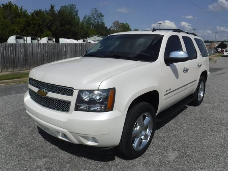 2013 Chevrolet Tahoe for sale at Memphis Truck Exchange in Memphis TN