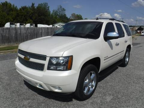 2013 Chevrolet Tahoe for sale at Memphis Truck Exchange in Memphis TN