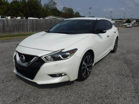 2017 Nissan Maxima for sale at Memphis Truck Exchange in Memphis TN