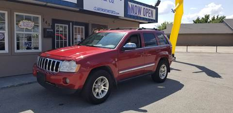 2005 Jeep Grand Cherokee for sale at Claremore Motor Company in Claremore OK