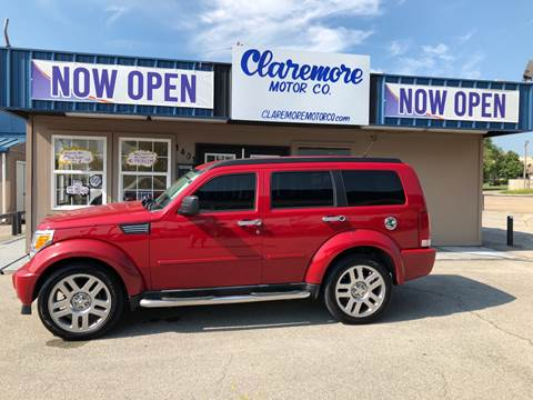 2011 Dodge Nitro for sale at Claremore Motor Company in Claremore OK