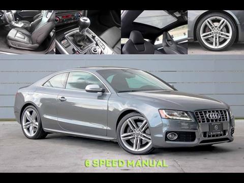 2012 Audi S5 For Sale Carsforsale