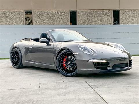 2013 Porsche 911 for sale in Austin, TX