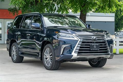 Used 2018 Lexus Lx 570 For Sale Carsforsale Com