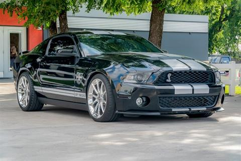 2010 Ford Shelby GT500 for sale in Austin, TX