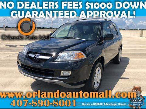 Acura MDX For Sale In Orlando FL Carsforsalecom - Acura mdx dealers