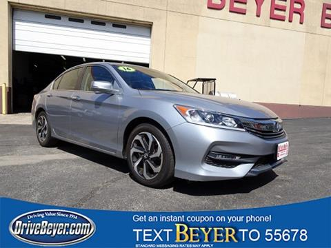 2016 Honda Accord for sale in Fairview, NJ