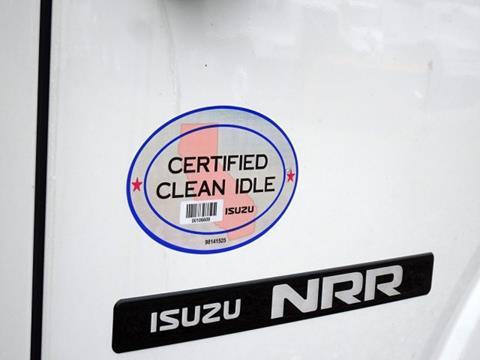 2020 Isuzu NRR