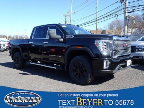 2020 GMC Sierra 2500HD for sale at Beyer Bros Corp in Fairview NJ