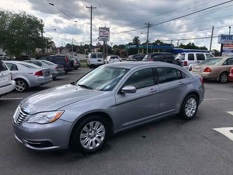 2013 Chrysler 200 for sale in Winston Salem, NC