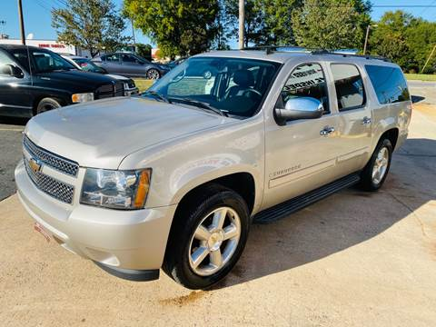 2008 Chevrolet Suburban for sale in Winston Salem, NC