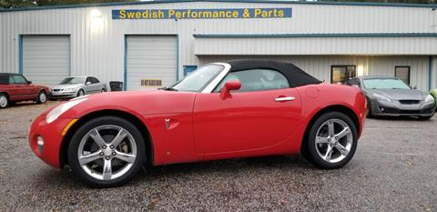 2008 Pontiac Solstice for sale in Wendell, NC