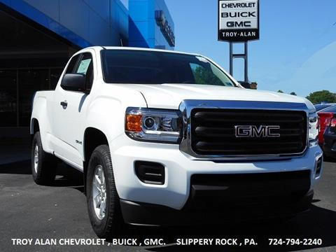 2018 GMC Canyon for sale in Slippery Rock, PA