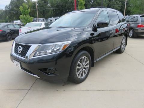 Amazing 2013 Nissan Pathfinder For Sale In Des Moines, IA