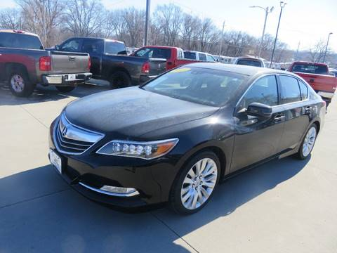 2014 Acura RLX for sale in Des Moines, IA