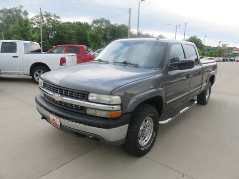 2002 Chevrolet Silverado 1500HD for sale in Des Moines, IA