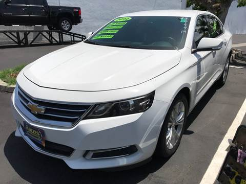 2014 Chevrolet Impala for sale at Lucas Auto Center in South Gate CA