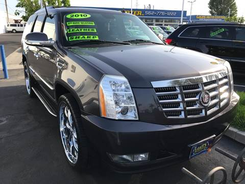 2010 Cadillac Escalade for sale at Lucas Auto Center in South Gate CA