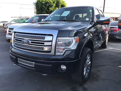 2013 Ford F-150 for sale in South Gate, CA