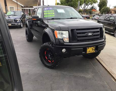 2010 Ford F-150 for sale in South Gate, CA