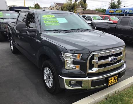 2017 Ford F-150 for sale in South Gate, CA