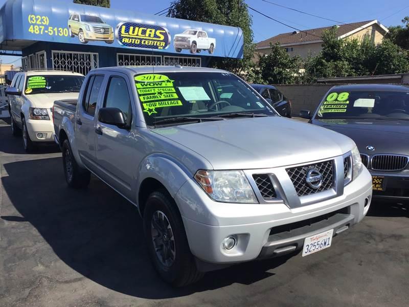Lucas Auto Center Car Dealer In South Gate Ca