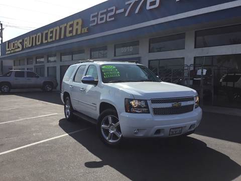 2014 Chevrolet Tahoe for sale in South Gate, CA