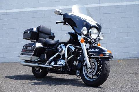 2004 Harley-Davidson Electra Glide for sale at European Auto Wholesalers LTD in Lodi NJ